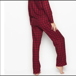 New plaid pj set from VS price is negotiable